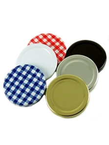 Picture of jar lids